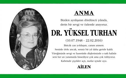 Dr. Yüksel Turhan